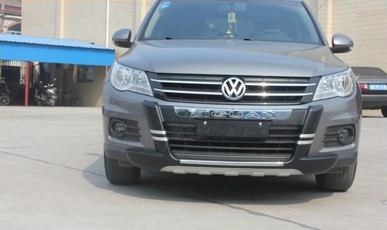 Nissan Oem Parts >> vw tiguan front bumper guard