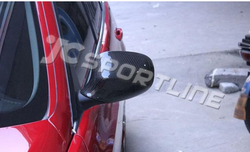 Full Replacement E90 E91 Lci Dry Carbon Fiber Side Mirror