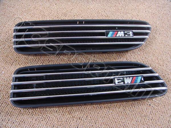 Bmw E46 M3 Side Vents
