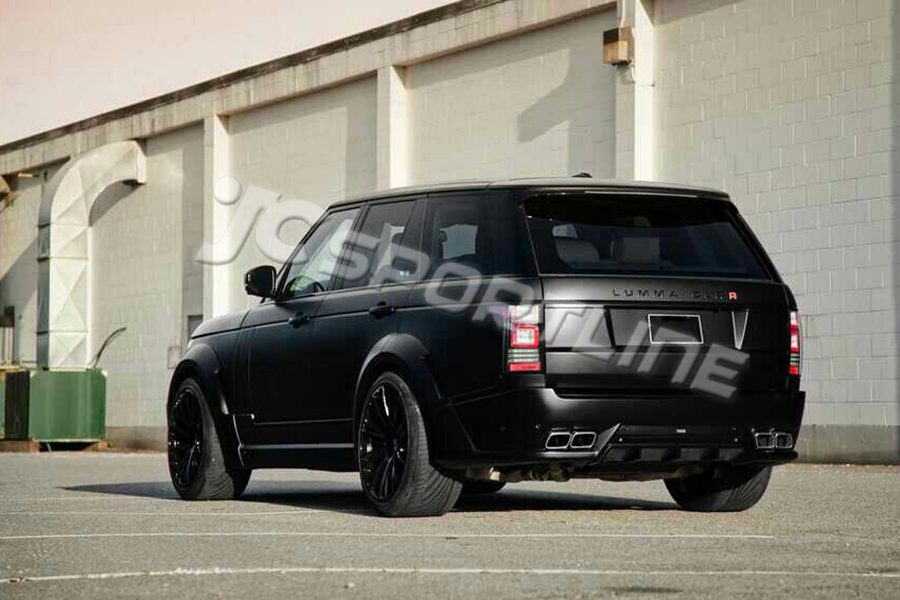 For Range Rover Vouge Lu Wide Body Kit For Land Rover