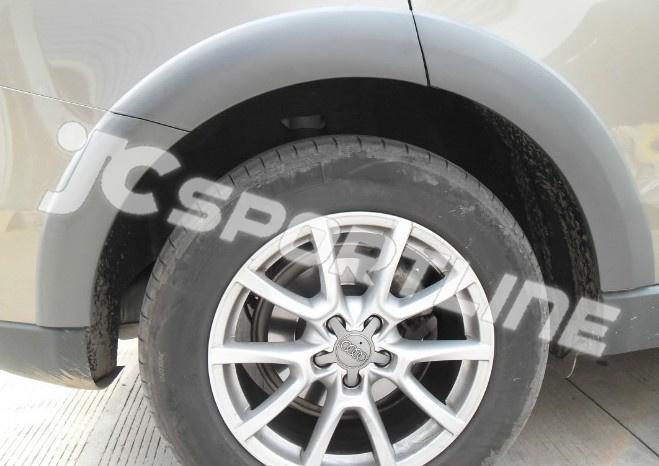 Audi Q5 arch wheel trims / Wheel eyebrow