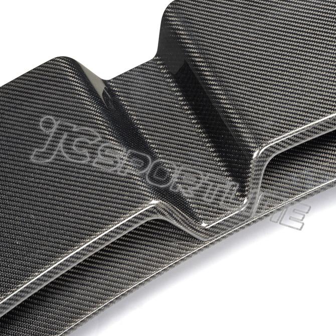 r18 stytle heckspoiler carbon roof wing for audi a1 8x 3dr. Black Bedroom Furniture Sets. Home Design Ideas